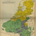 Map Of The Netherlands The Wars Of Independence