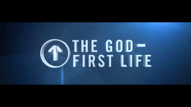 Putting the Kingdom of God First
