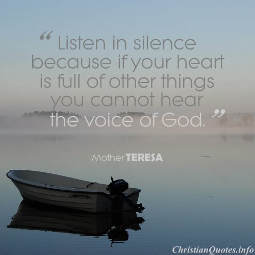 How You Can Hear God in Your Heart
