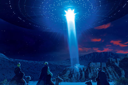 What Is the Real Meaning of the Star of Bethlehem in the Christmas Story?