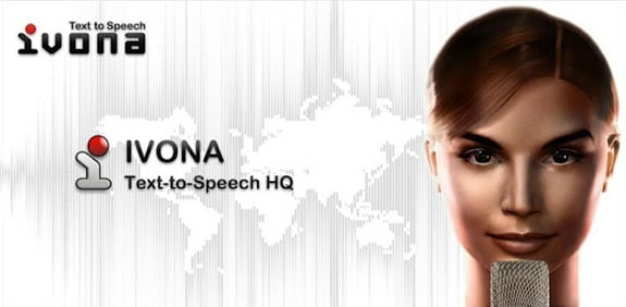 IVONA TTS HQ: Sintetizador de voz