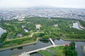 goryokaku-fort-japan