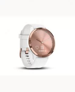 Garmin Smartwatch Price-vivomove HR white