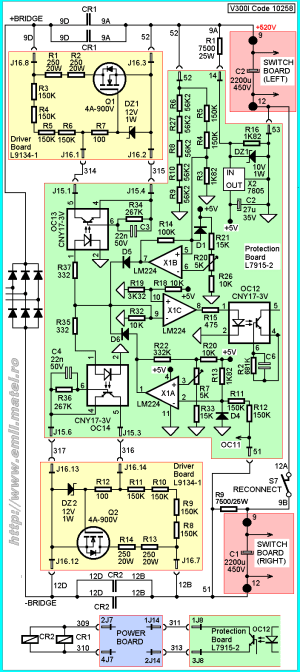Welding Inverter Circuit Diagram | Wiring Library