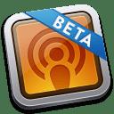 Instacast beta icon