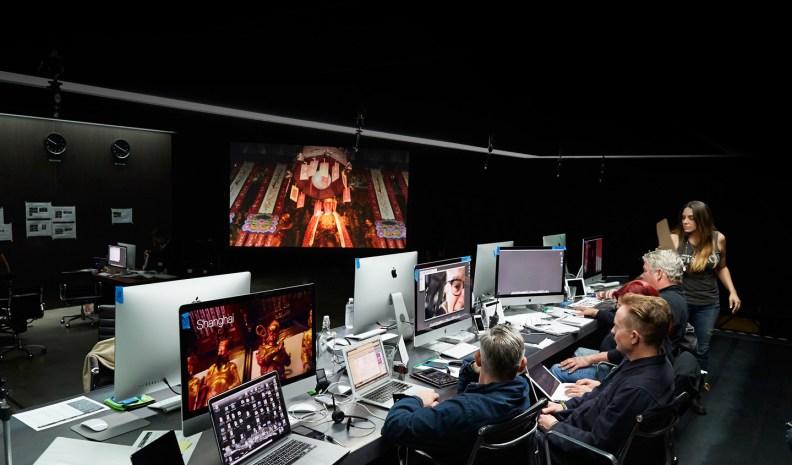 Centro de control del video