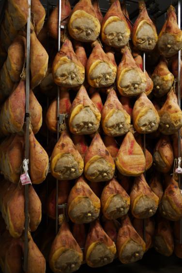 Parma hams