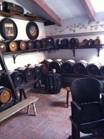 balsamic vinegar producer in Modena