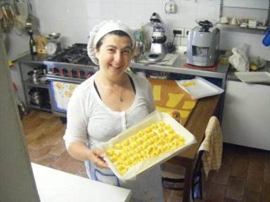 Bologna: Stay at Food Lover's Farm House.