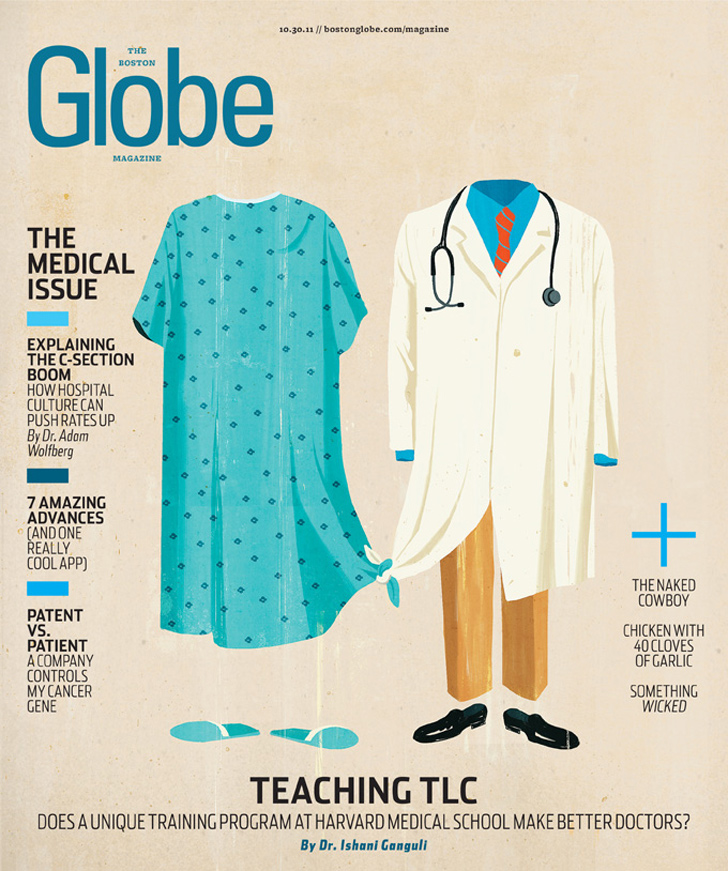 Boston globe magazine cover emiliano ponzi freerunsca Gallery