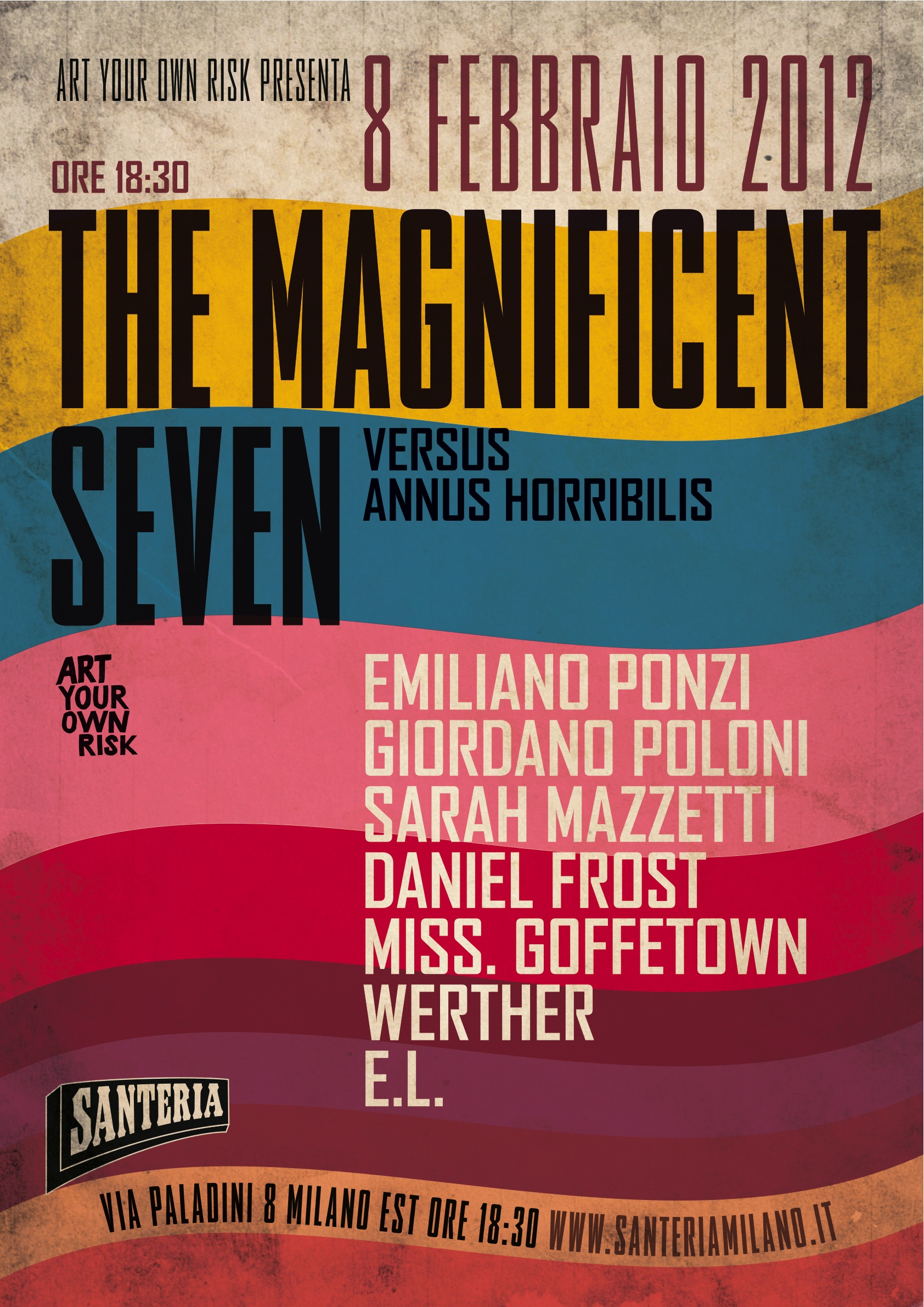 The Magnificent seven [img 1]