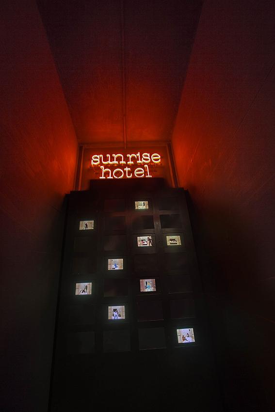 SUNRISE HOTEL at Wunderkammern gallery, Roma [img 3]