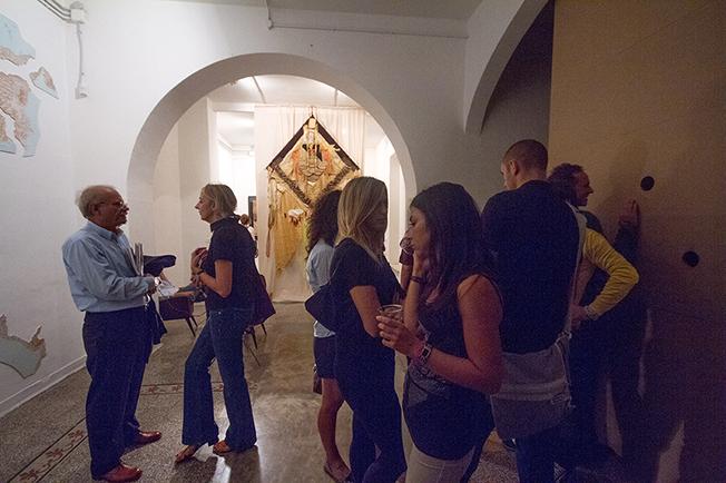 SUNRISE HOTEL at Wunderkammern gallery, Roma [img 20]