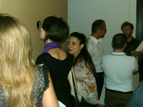 SUNRISE HOTEL at Wunderkammern gallery, Roma [img 23]