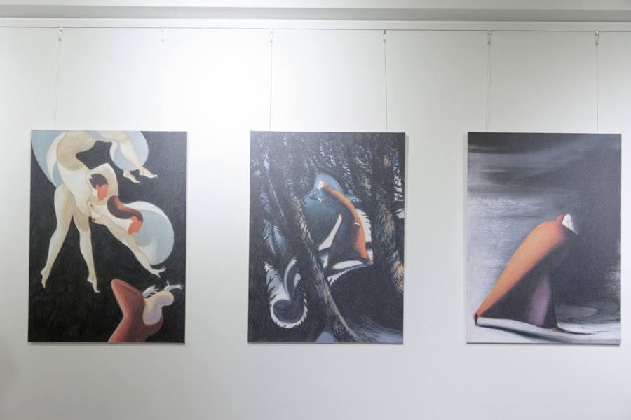 INFERNO EXHIBITION, February 25/March 21 2014, Berlin Italienisches Kulturinstitut [img 17]