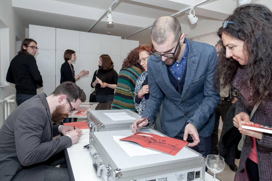 INFERNO EXHIBITION, February 25/March 21 2014, Berlin Italienisches Kulturinstitut [img 10]