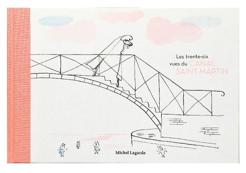 Emiliano Ponzi 36 vues du canal Saint Martin 3