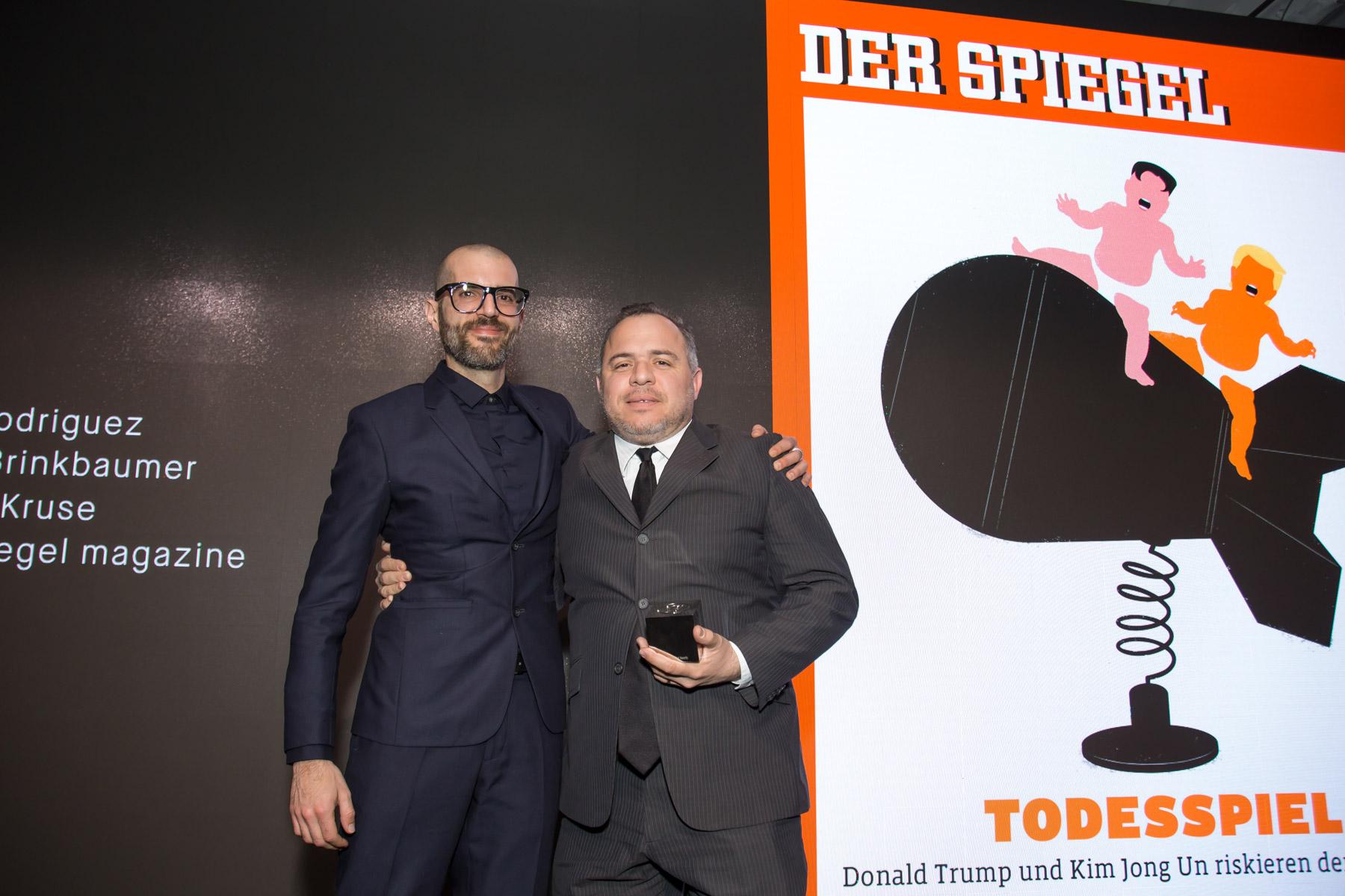 ADC Award NY Gala Ceremony, Emiliano Ponzi 5