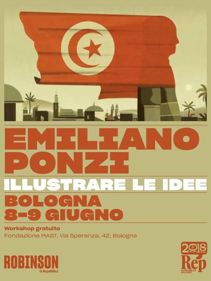 Illustrare le Idee, Emiliano Ponzi 1