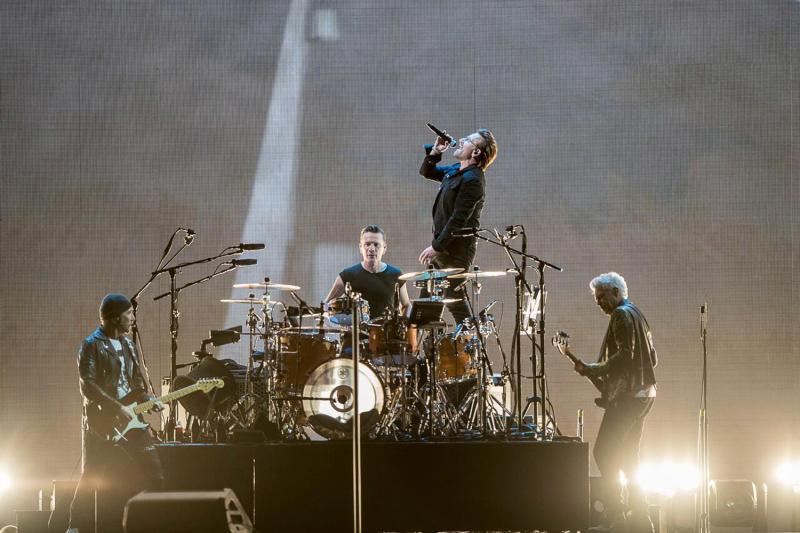 U2 en el Foro Sol: Testigo de la Resiliencia de los Mexicanos