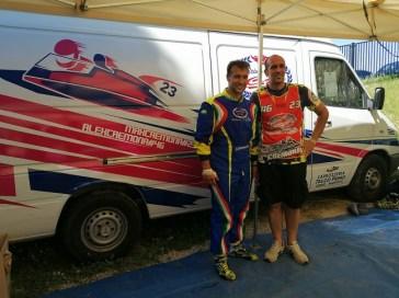 Campionato Mondiale di Motonautica F250: Alex e Massimiliano Cremona portano Piacenza sul podio a Boretto Po