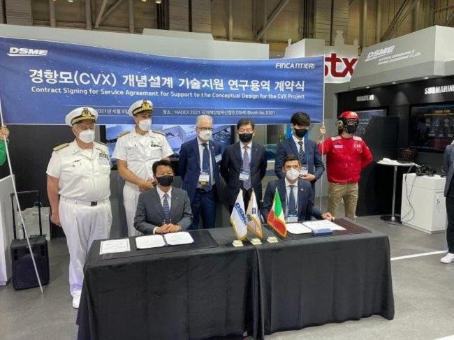 Fincantieri, Pucciarelli (Difesa): con commessa Indonesia si conferma leader mondiale nella cantieristica navale