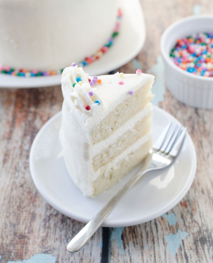 Birthday Cake by The Cake Merchant