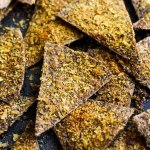 Easy Baked Vegan Doritos