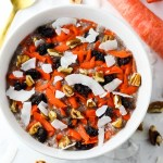 Carrot Cake Chia Pudding