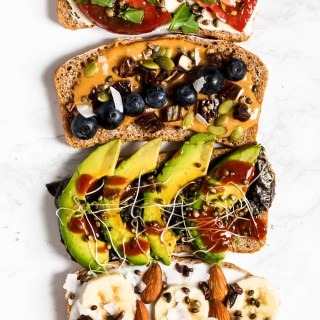 5 Vegan Breakfast Toast Ideas