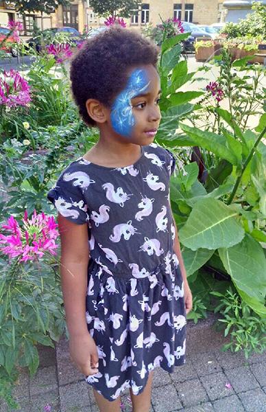 Emilie Marie - Maquillage pour enfants