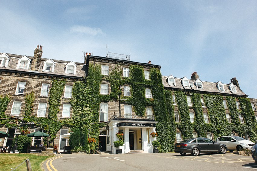The Old Swan Hotel Harrogate