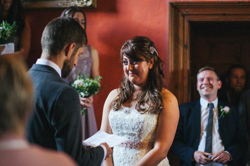 Beechenhill Farm Wedding - Relaxed wedding photography Derbyshire
