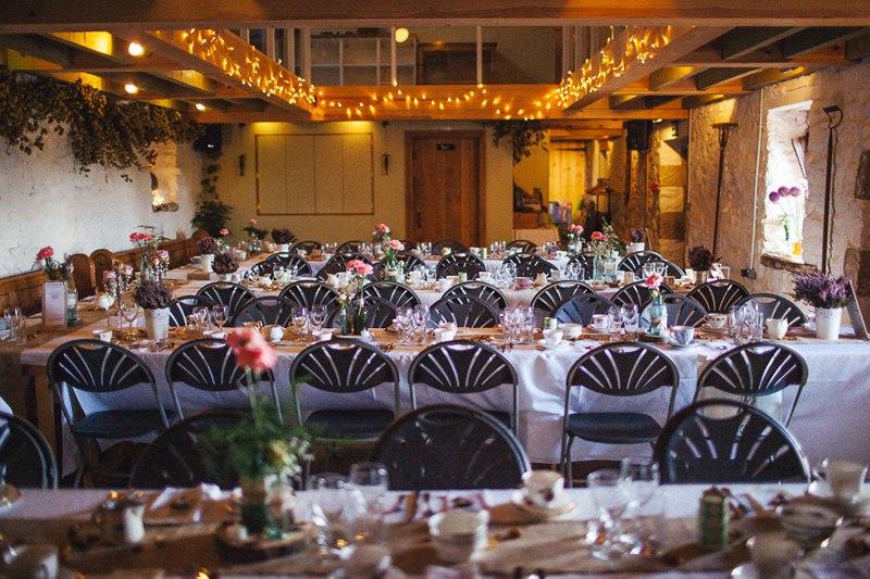 Rustic wedding details - Barn wedding photography