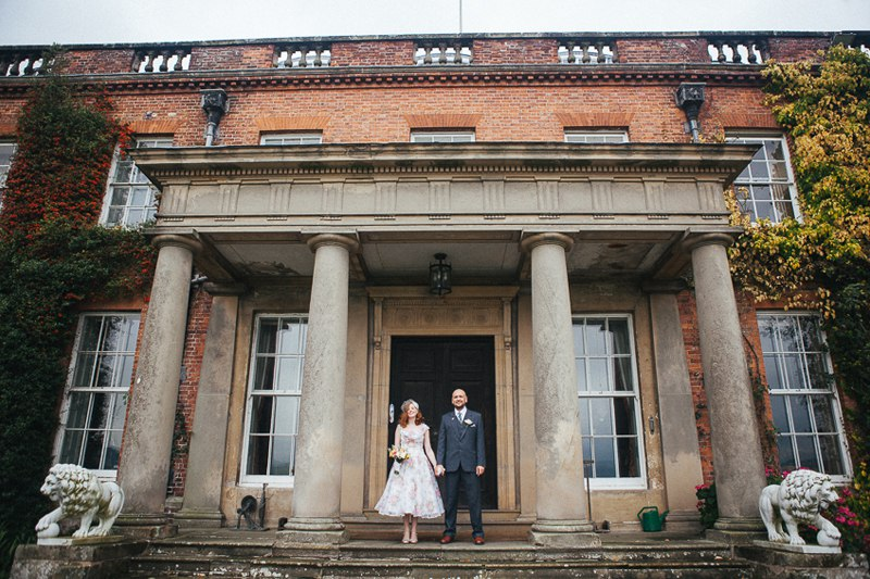 Walcot Hall wedding. Shropshire Wedding Photographer