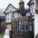 Smithills Hall wedding Lancashire