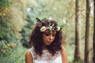 Boho Bridal Inspiration shoot