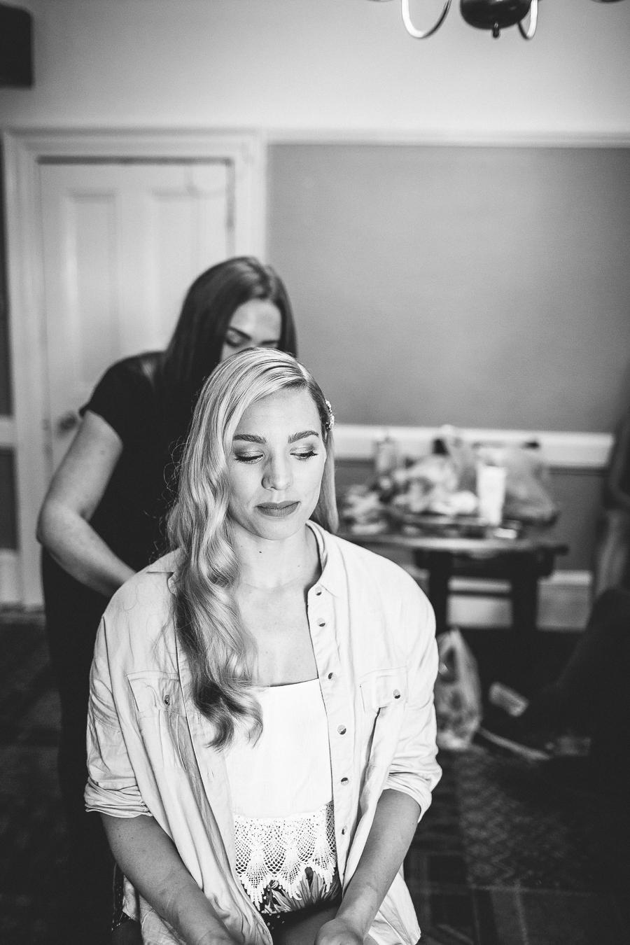 Cubley Hall Wedding - Sheffield Wedding Photographer-12