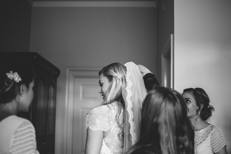 Cubley Hall Wedding - Sheffield Wedding Photographer-37