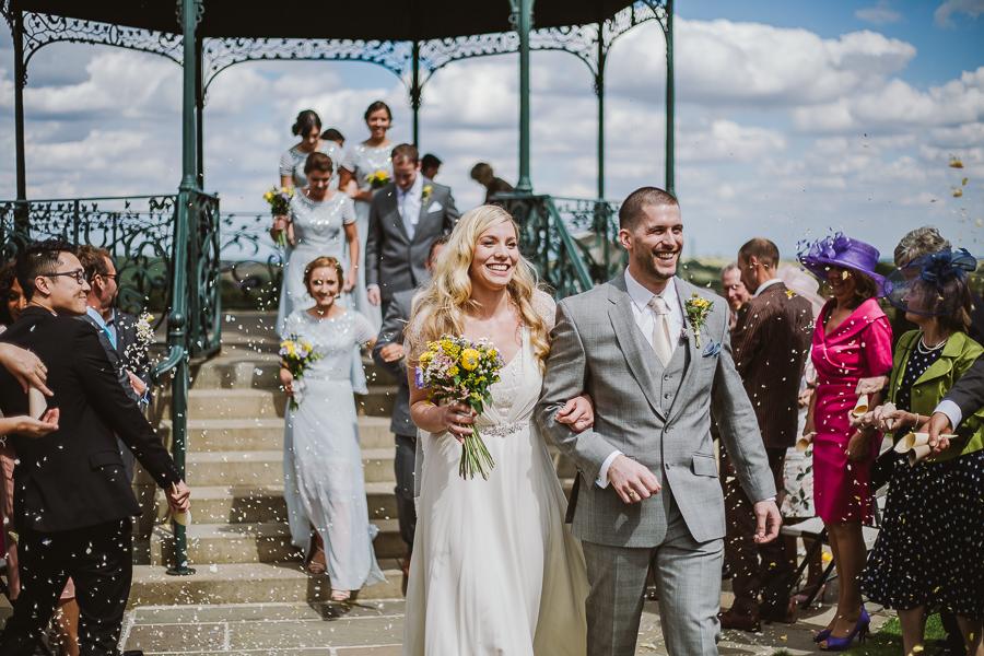 Cubley Hall Wedding - Sheffield Wedding Photographer-63