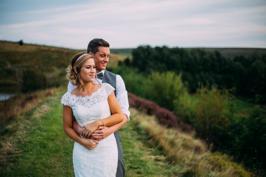 Natural North West wedding