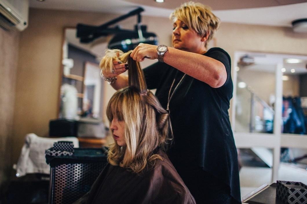 Wedding hair salon Llangollen