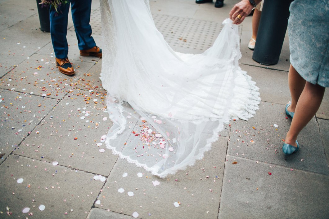 Manchester Town Hall Wedding