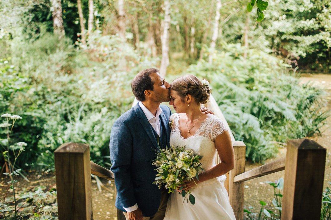 Natural wedding portraits Heaven Farm