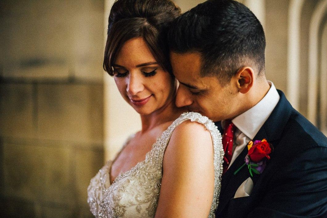 Beautiful wedding photo Manchester
