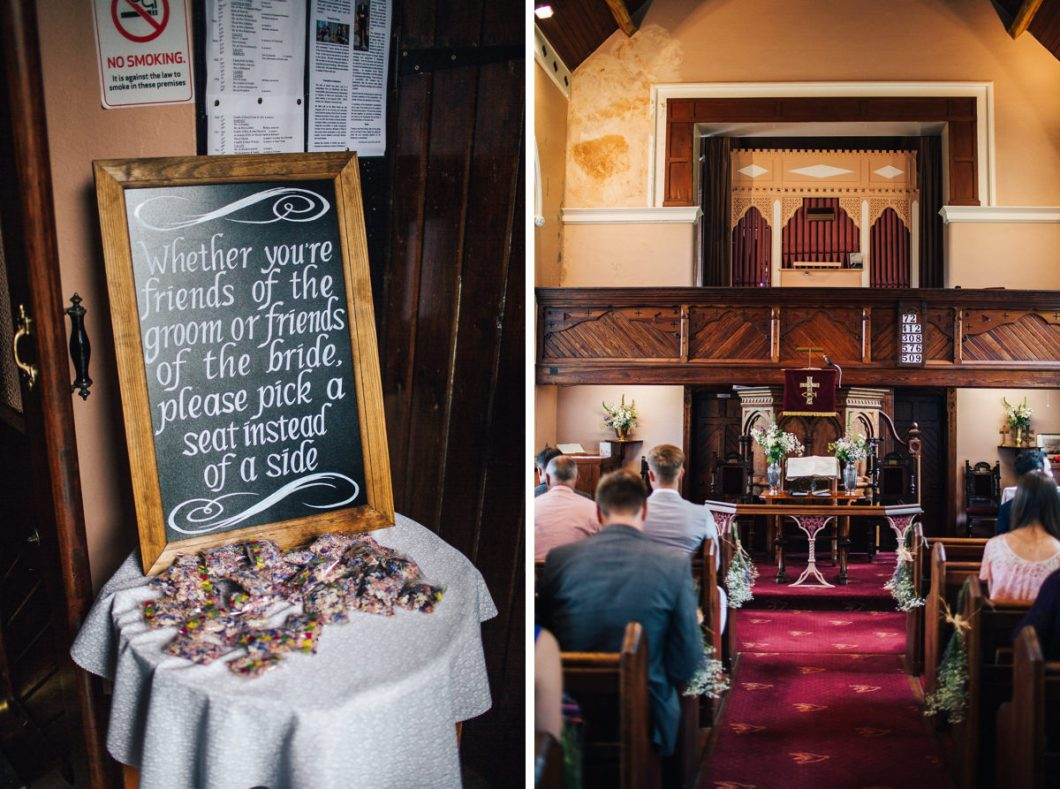 Tockholes chapel wedding details