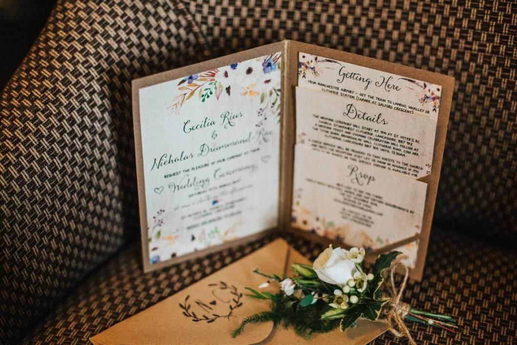 Brosholme Hall wedding