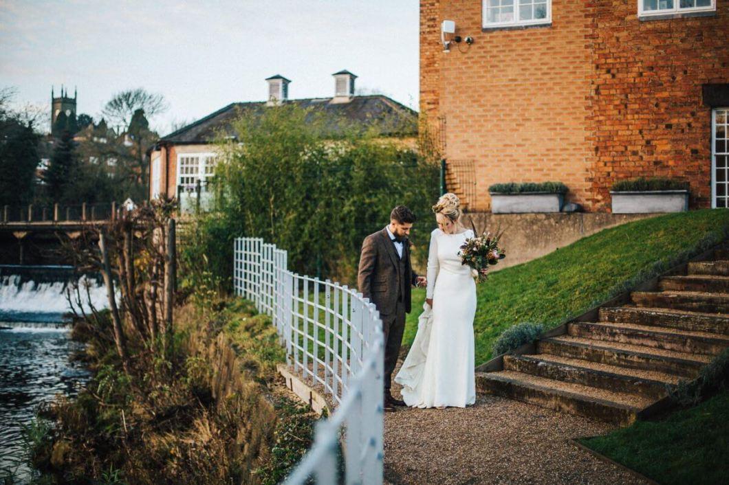 Beautiful wedding photography Derbyshire