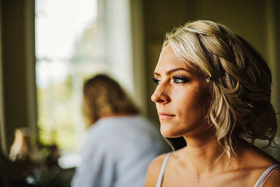 Wedding makeup Nottingham
