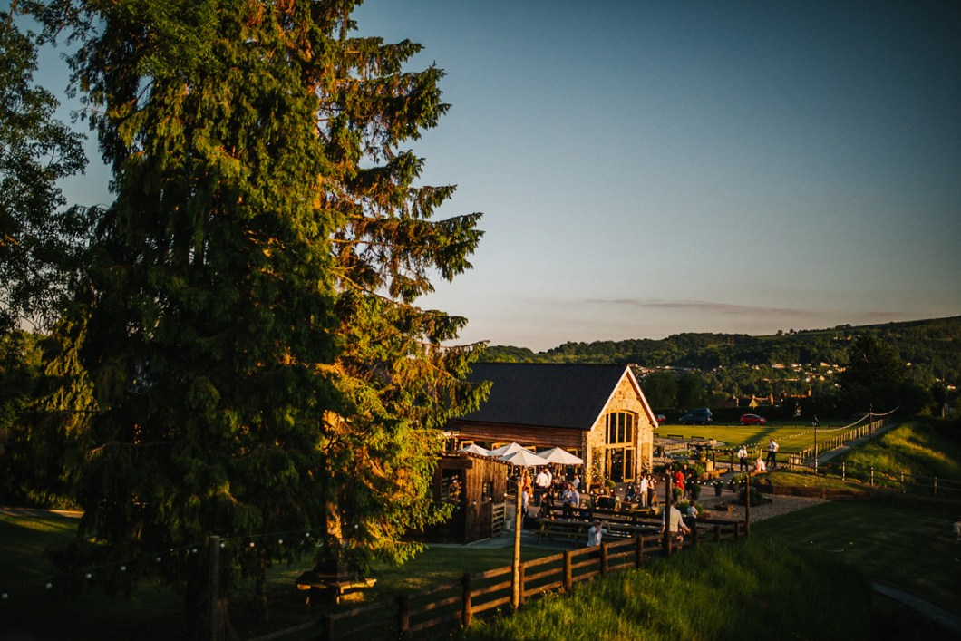 Barn wedding venue North Wales